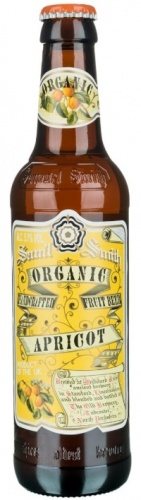 Samuel Smith Organic Apricot Fruit Beer 5.1% 24 x 355ml Bottles