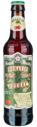 Samuel Smith Organic Cherry Fruit Beer 5.1% 24 x 355ml Bottles