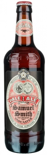 Samuel Smith Organic Pale Ale 5% 24 x 355ml Bottles