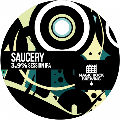 Magic Rock Saucery 3.9% 30L (Keg-Star)