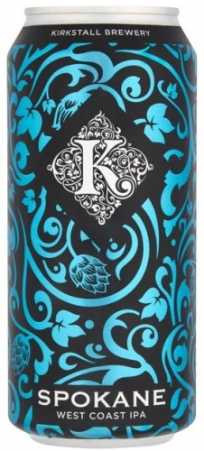Kirkstall Spokane 6% 1 x 440ml Cans