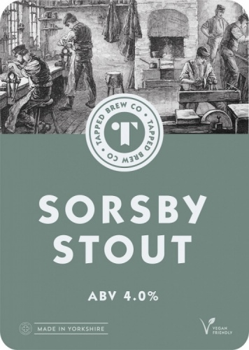 Tapped Brew Co Sorsby Stout 4% 9g