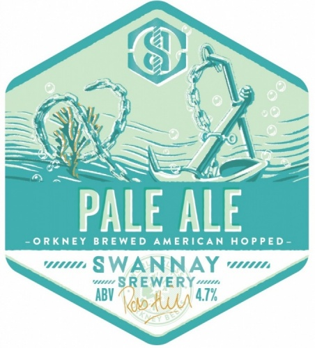 Swannay Pale Ale 4.7% 9g