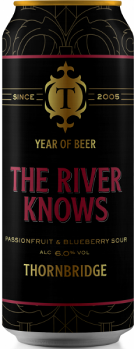 Thornbridge The River Knows 6% 1 x 440ml Cans