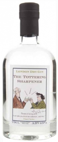 Tottering By Gently The Tottering Sharpener (London Dry Gin) 45% 1 x 70cl Bottle