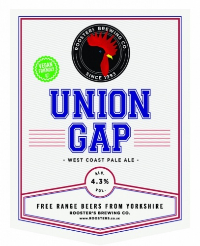 Roosters Union Gap 4.3% 9g