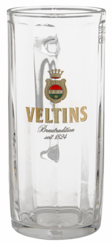 Veltins Pint Glass with Handle (6 Pack)  FOR DRAUGHT CUSTOMERS ONLY