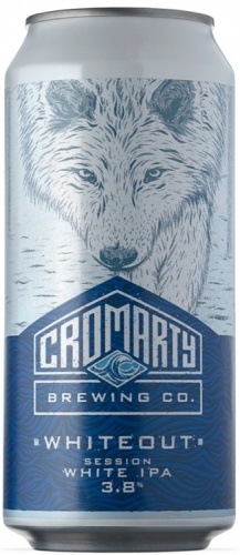 Cromarty White Out 3.8% 12 x 440ml Cans