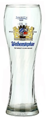 Weihenstephan Pint Glass - Box of 6 (511171000)  FOR DRAUGHT CUSTOMERS ONLY