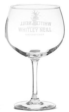 Whitley Neill Gin 70cl Copa Glasses (Box of 6)