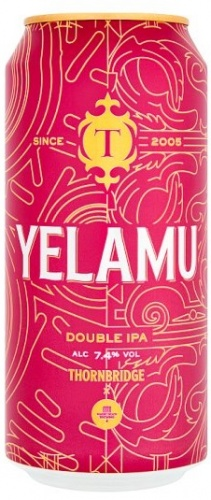 Thornbridge Yelamu 7.4% 1 x 440ml Cans