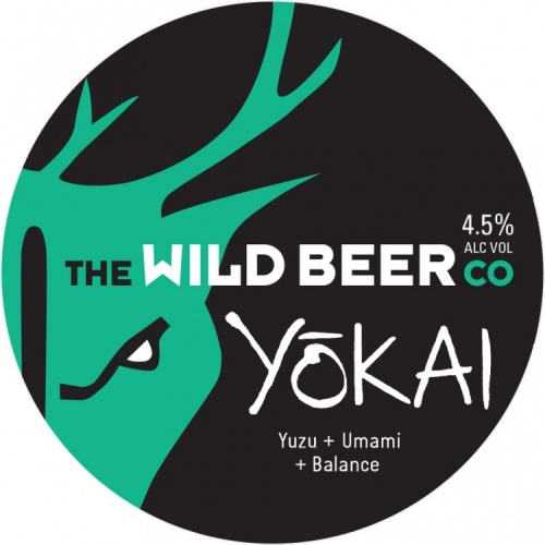 Wild Beer Co Yokai 4.5% 30L (E-Keg)