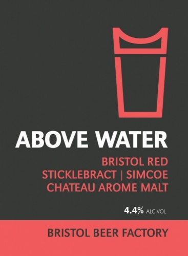 Bristol Beer Factory Above Water 4.4% 9g