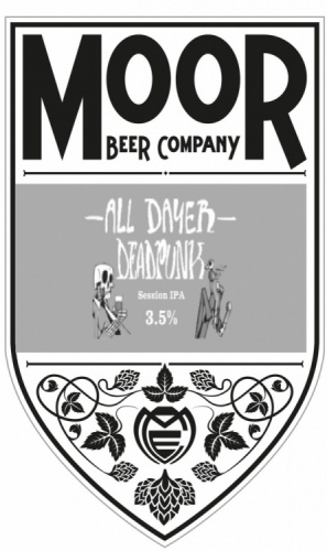 Moor All Dayer 3.5% 9g (E-Cask)