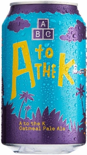 Alphabet Brewing A to the K 5.6% 1 x 330ml Cans