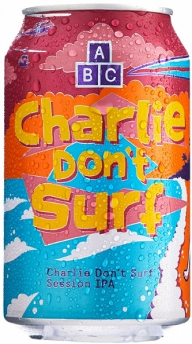 Alphabet Brewing Charlie Don't Surf 4% 1 x 330ml Cans
