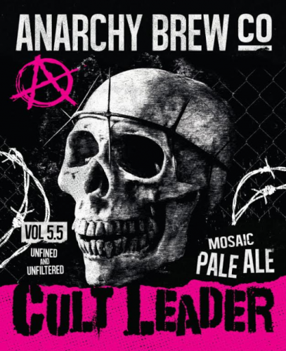 Anarchy The Cult Leader 5.5% 9g