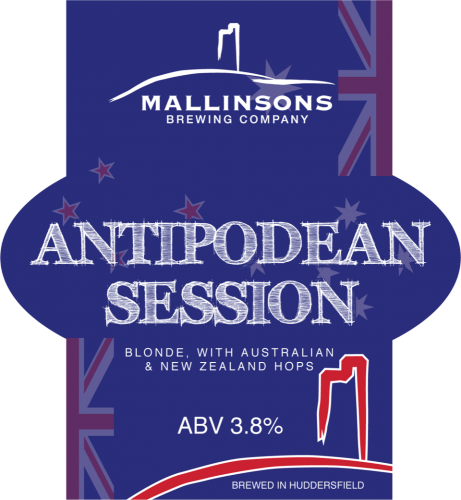 Mallinsons Antipodean Session 3.8% 9g
