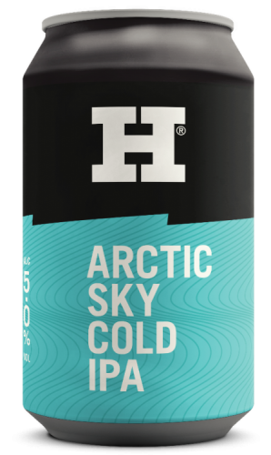 Harbour Arctic Sky 5% 1 x 330ml Cans