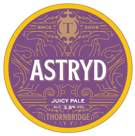 Thornbridge Astryd 3.8% 30L (E-Keg)