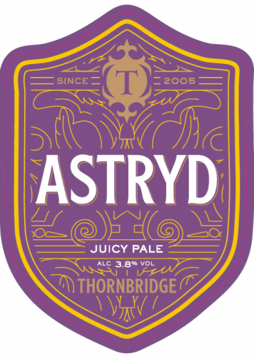 Thornbridge Astryd 3.8% 9g