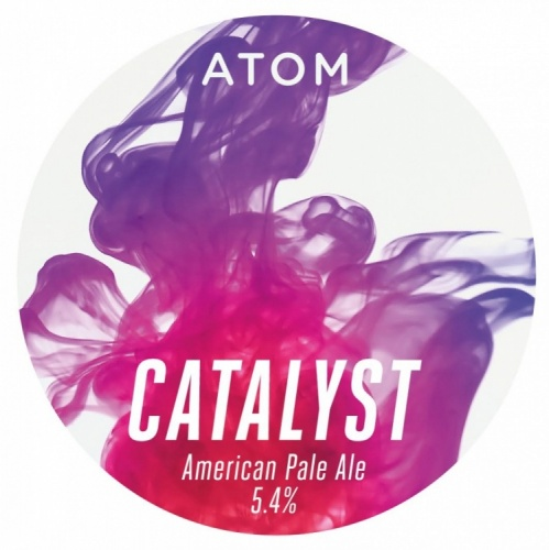 Atom Catalyst 5.4% 30L (E-Keg)