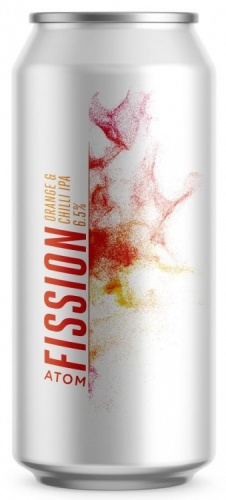 Atom Fission IPA 6.5% 24 x 440ml Cans