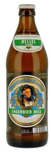 Augustiner Hell 5.2% 1 x 500ml Bottles