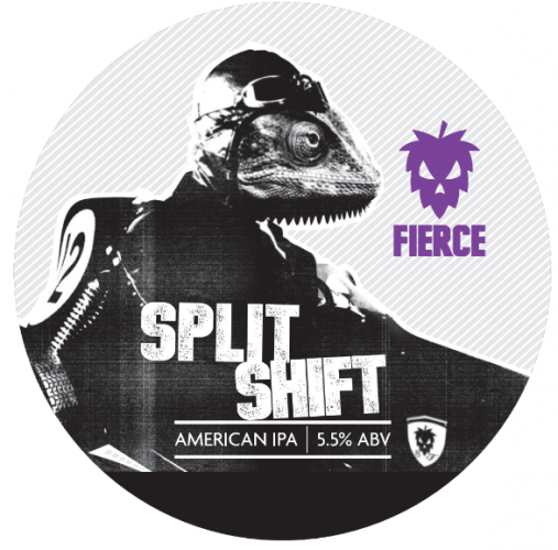 Fierce Split Shift 5.5% 30L (Keg-Star)
