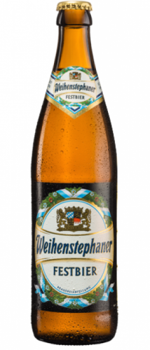 Weihenstephaner Festbier 5.8% 1 x 500ml Bottles