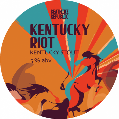 Beatnikz Republic Kentucky Riot 5% 9g (KS-Cask)