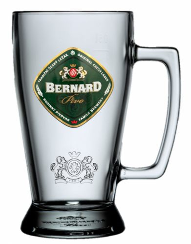 Bernard Original Jug (Tankard) ( Box of 6 )  FOR DRAUGHT CUSTOMERS ONLY
