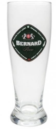 Bernard Brewery Half Pint Glass Original 0,3L (Box of 6)