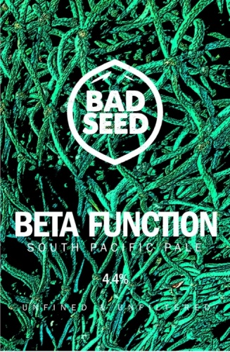 Bad Seed Beta Function 4.4% 9g (E-Cask)