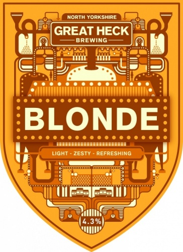 Great Heck Blonde 4.3% 9g