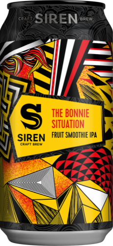 Siren The Bonnie Situation 6.3% 12 x 440ml CANS