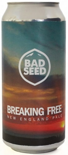 Bad Seed Breaking Free 5.5% 12 x 440ml Cans