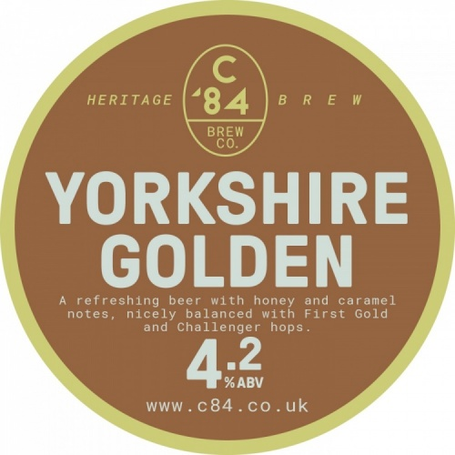Great Yorkshire Golden 4.2% 9g