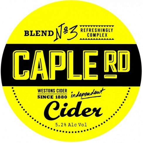 Westons Caple Road 5.2% 50L Keg