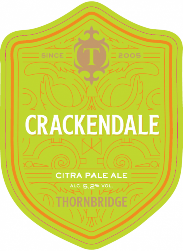 Thornbridge Crackendale 5.2% 9g
