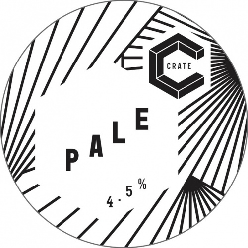 Crate Pale 4.5% 30L (Keg-Star)