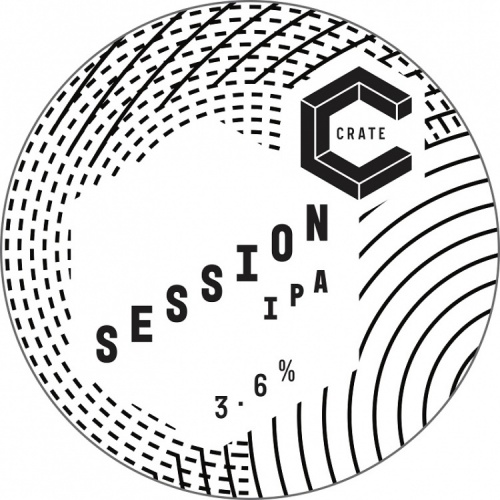 Crate Brewery Session IPA 3.6% 30L (Keg-Star)