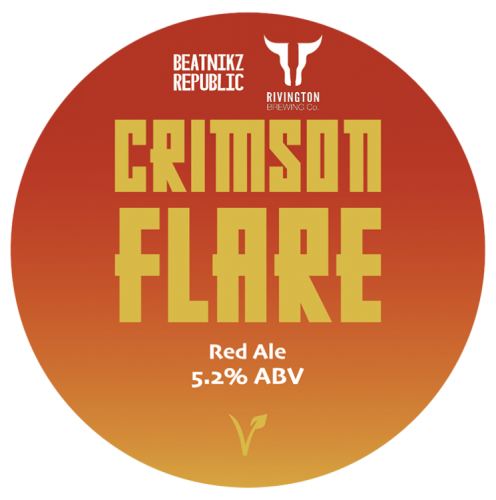 Beatnikz Republic Crimson Flare 5.2% 9g (KS-Cask)