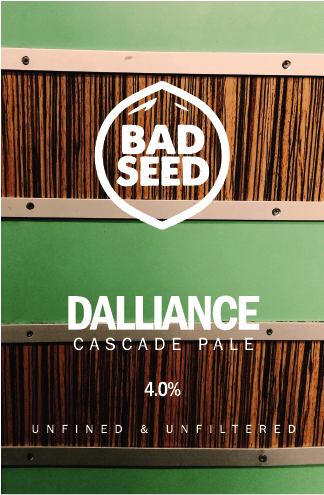 Bad Seed Dalliance 4% 9g (E-Cask)