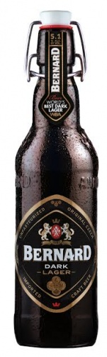 Bernard Dark 5.1% 20 x 500ml Bottles