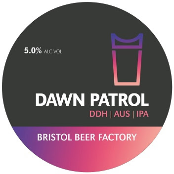 Bristol Beer Factory Dawn Patrol 5% 30L (E-Keg)