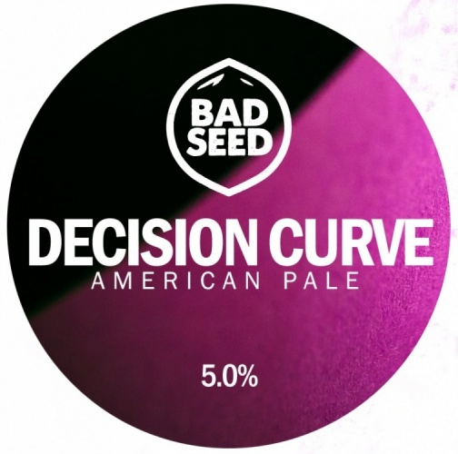 Bad Seed Decision Curve 5% 30L Key Keg