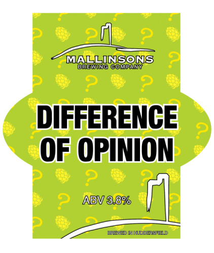 Mallinsons Difference of Opinion 3.8% 9g