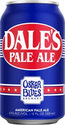 Oskar Blues Dales Pale Ale 6.5% 1 x 355ml Cans
