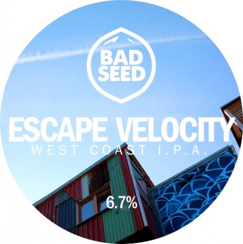 Bad Seed Escape Velocity 6.7% 30L Key Keg